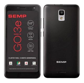 Celular Smartphone Semp Go! 3e Preto