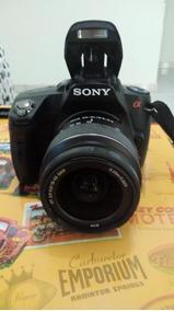 Câmera Semi-pró Sony Alpha A390