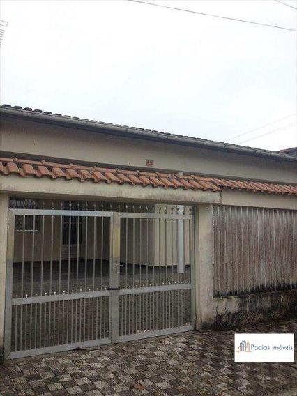 Casa Com 3 Dorms, Pedreira, Mongaguá - R$ 360 Mil, Cod: 14203 - A14203
