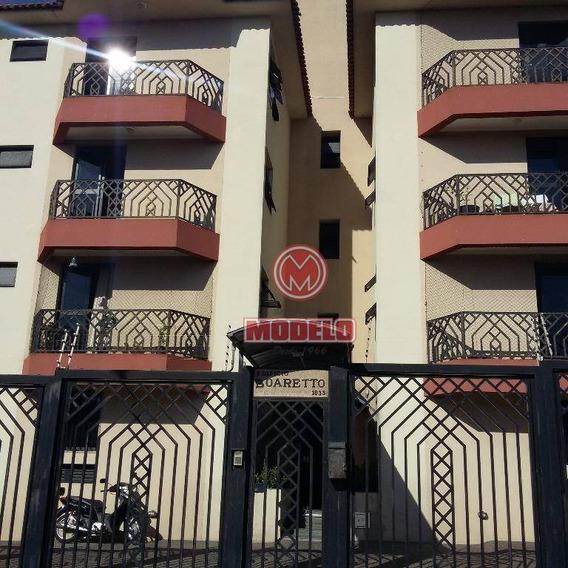 Apartamento Com 2 Dormitórios Para Alugar, 67 M² Por R$ 500,00/mês - Alto - Piracicaba/sp - Ap1456