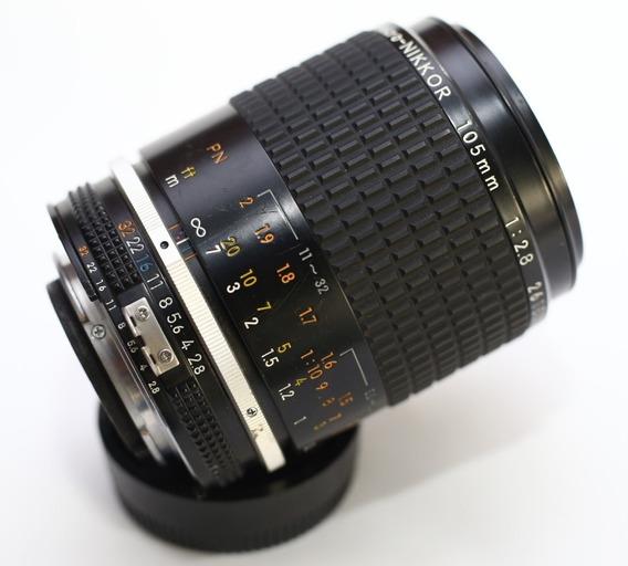 Nikon Micro-nikkor 105 2.8 Ais