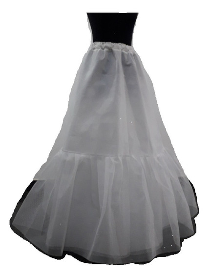 Enagua Novia 15 Años Vestido Importado De Billone Sin Aro
