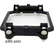 Suporte Para Cooler Socket Am3-am2 / Com Presilha Plástica