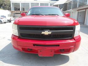 Chevrolet Silverado1500 2009 Roja