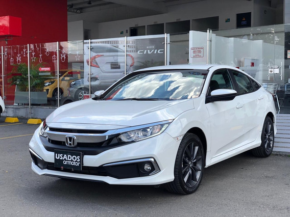 Honda Civic Ex 2.0 Aut 2020