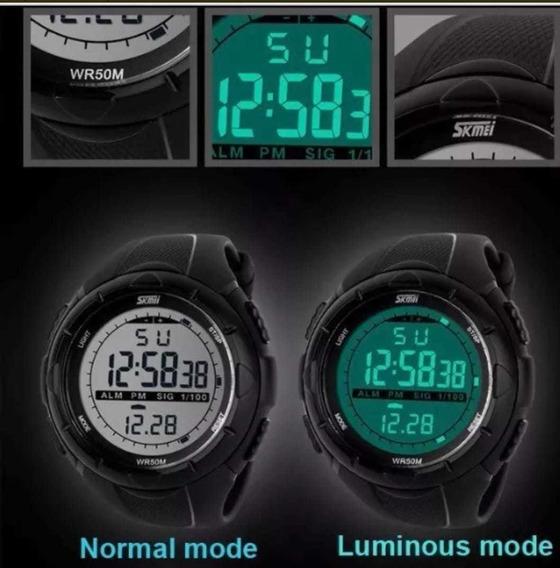 Relógio Masculino Skmei 1025 Digital