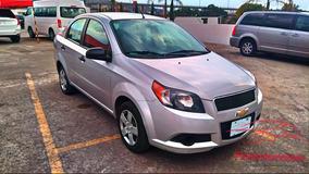 Chevrolet Aveo 5p Atm 2015
