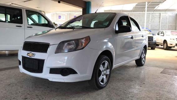 Chevrolet Aveo 2014 4p Ls L4/1.6 Man S/aire
