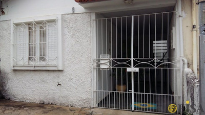 Casa Térrea Residencial À Venda, Vila Mazzei, São Paulo, Sp - Et3535