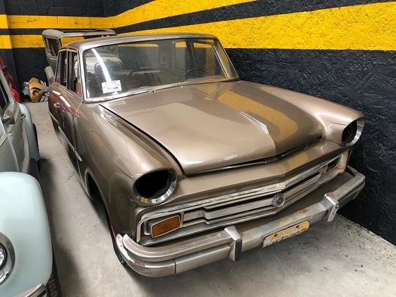 Willys Itamaraty 1967 Para Terminar Restauração