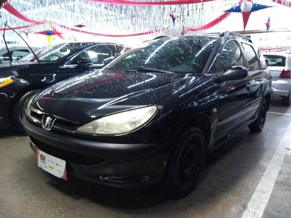Peugeot 206 1.4 Presence Sw 8v Flex 4p Sem Entrada Uber
