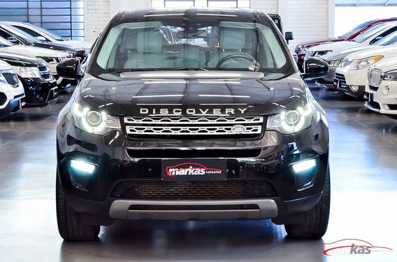 Land Rover Discovery Sport Sd4 Se 2.2 190hp Diesel Unico