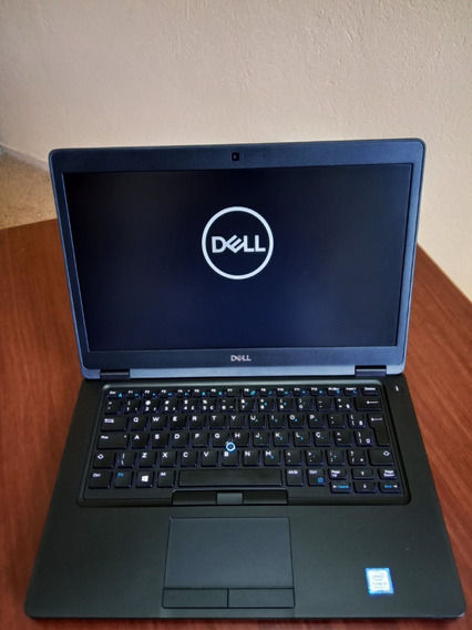Notebook Dell Latitude 5490 I5 8.ª 8gb 500gb (+dock Station)