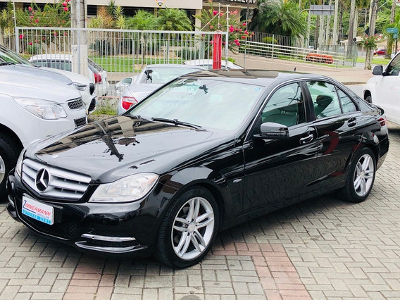 Mercedes C-180 Cgi 156cv Turbo 2012/2012