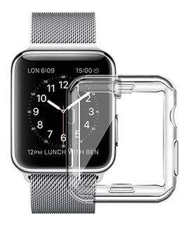 Capa Case Para Apple Watch Tpu Series 1 2 3 42mm Barato