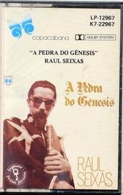 Fita K7 - Raul Seixas: A Pedra Do Gênesis - 1988