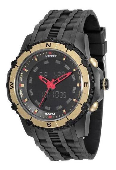 Relógio Speedo Masculino Esportivo Digital 81138g0evnp1