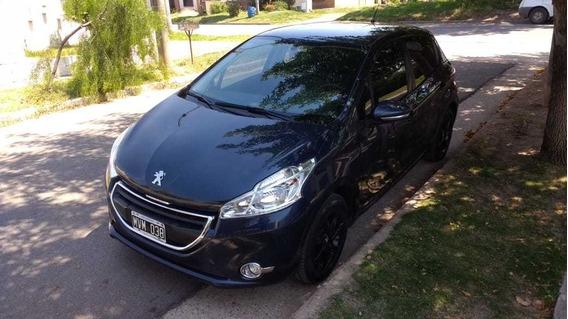 Peugeot 208 1.5 Allure 2013