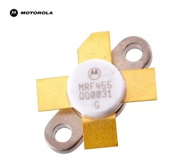 Kit 3 Transistores De Potência Mrf455