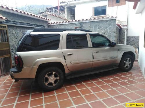 Chevrolet Trailblazer Extendida 4x4