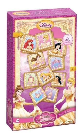 Memória Princesas Disney - Grow