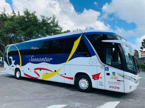 Imagem 1 de 15 de Marcopolo Paradiso G7 1200 Scania Único Dono Ano/mod. 2011