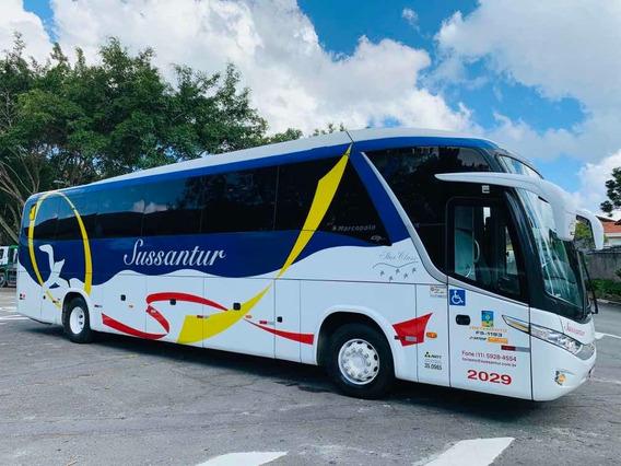 Marcopolo Paradiso G7 1200 Scania Único Dono Turismo