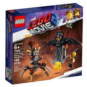 Lego Movie - O Filme 2 - Dc Comics - Batman Vs Barba De Ferr