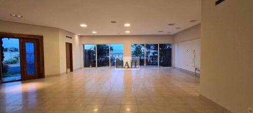 Casa À Venda No Condomínio Quinta Do Golfe Com 4 Quartos, 420m² - V4321