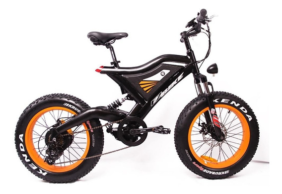 Bicicleta Electrica Modelo Twisted S