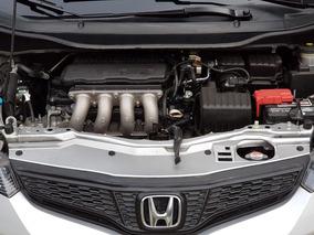 Honda Fit 1.5 Ex At B/a Cvt 2013