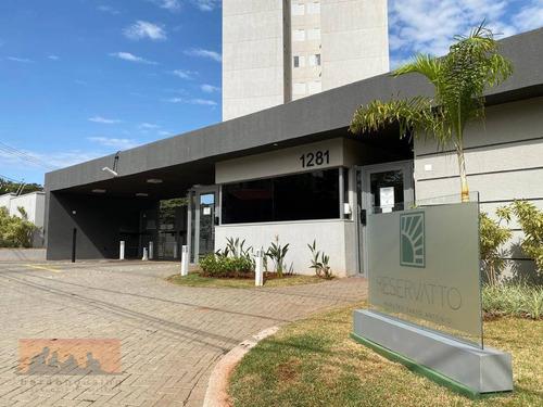 Apartamento Com 2 Dormitórios À Venda, 72 M² Por R$ 483.000,00 - Mansões Santo Antônio - Campinas/sp - Ap0662
