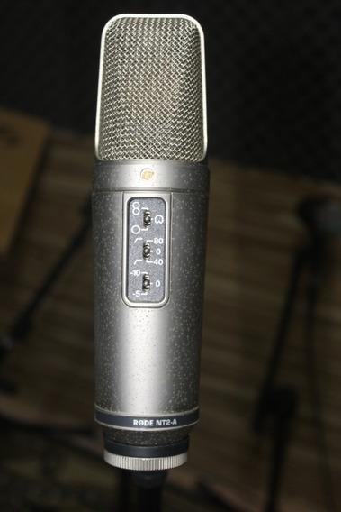 Microfone Rode Nt2-a