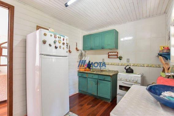 Casa Com 3 Dormitórios À Venda, 120 M² Por R$ 280.000 - Zona Rural - Tijucas Do Sul/pr - Ca0307