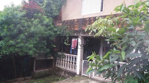 Imagem 1 de 14 de Chácara À Venda, 1100 M² Por R$ 550.000,00 - Chácara Cabuçu - Guarulhos/sp - Ch0024
