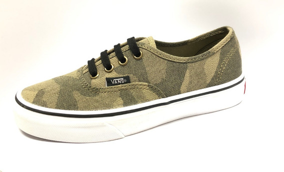 Zapatilla Vans Authentic Camo Unisex