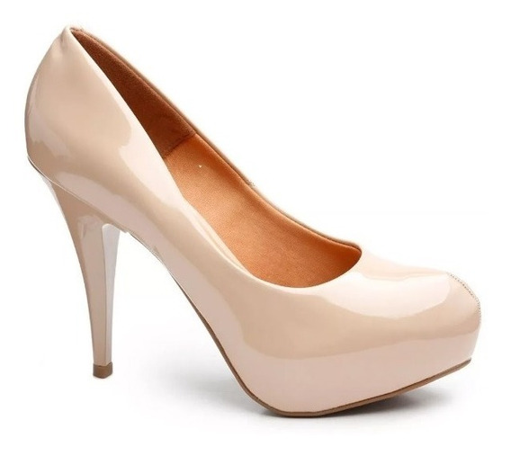 Zapatos Stilettos Vizzano Cerrados Taco 12 Cm 1143309 Rimini