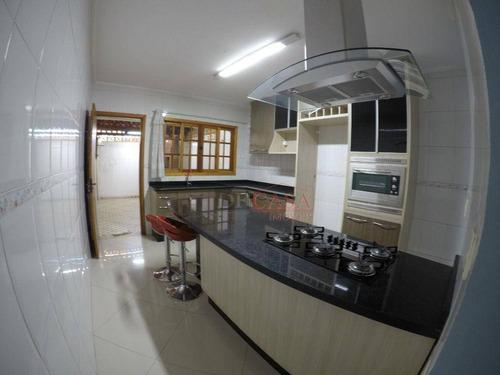Imagem 1 de 30 de Sobrado Com 2 Dormitórios Sendo 2 Suítes E  Com 2 Vagas De Garagem À Venda, Jardim Penha - São Paulo/sp - So3944