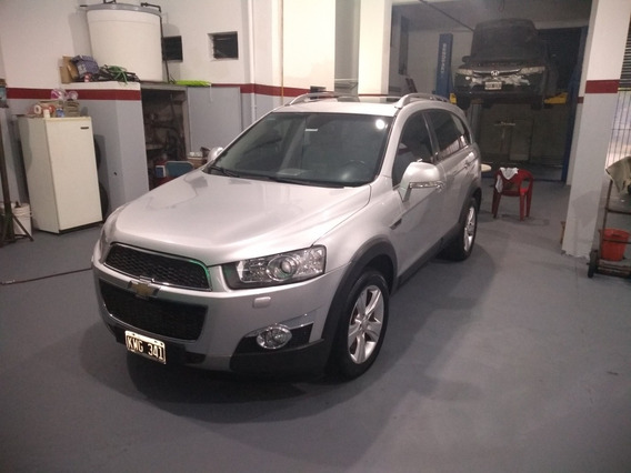 Chevrolet Captiva 2.2 Ltz Awd D 184cv At 2012