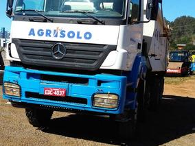 Mercedes-benz Axor 4144 Ano 2008