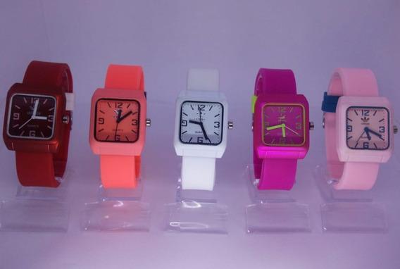 Relógio De Pulso Feminino Digital Led Lindo