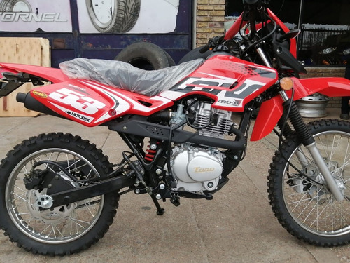 Moto X3m 125cc Toro