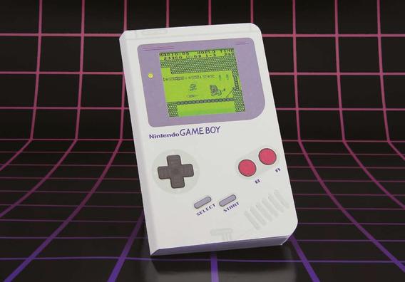 Agenda Game Boy (notebook)