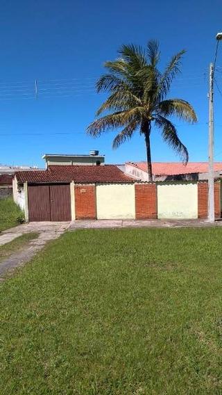 Ótima Casa Com 400 Metros Do Mar - Itanhaém 4610 | P.c.x