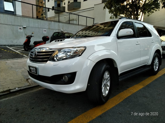 Toyota Hilux Sw4 Srv 3.0 Turbo Diesel 4x4 2015 Blindada