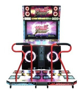 Pump It Up Infinity Tx 55 Monitor