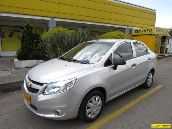 Chevrolet Sail Ls 1.4 Mecánico Sedán