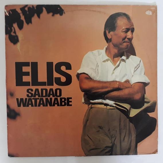 Lp Sadao Watanabe Elis 1989, Disco De Vinil