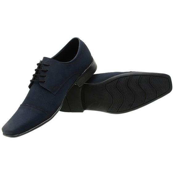Sapato Masculino Social Sanlorenzo Linha Confort Macio