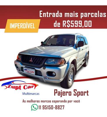 Pajero Sport Oportunidade - Completa -- Imperdível